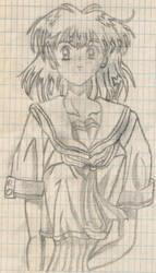 Mayumi Kamijo by Saltome