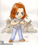 Chibi Elliott Spencer