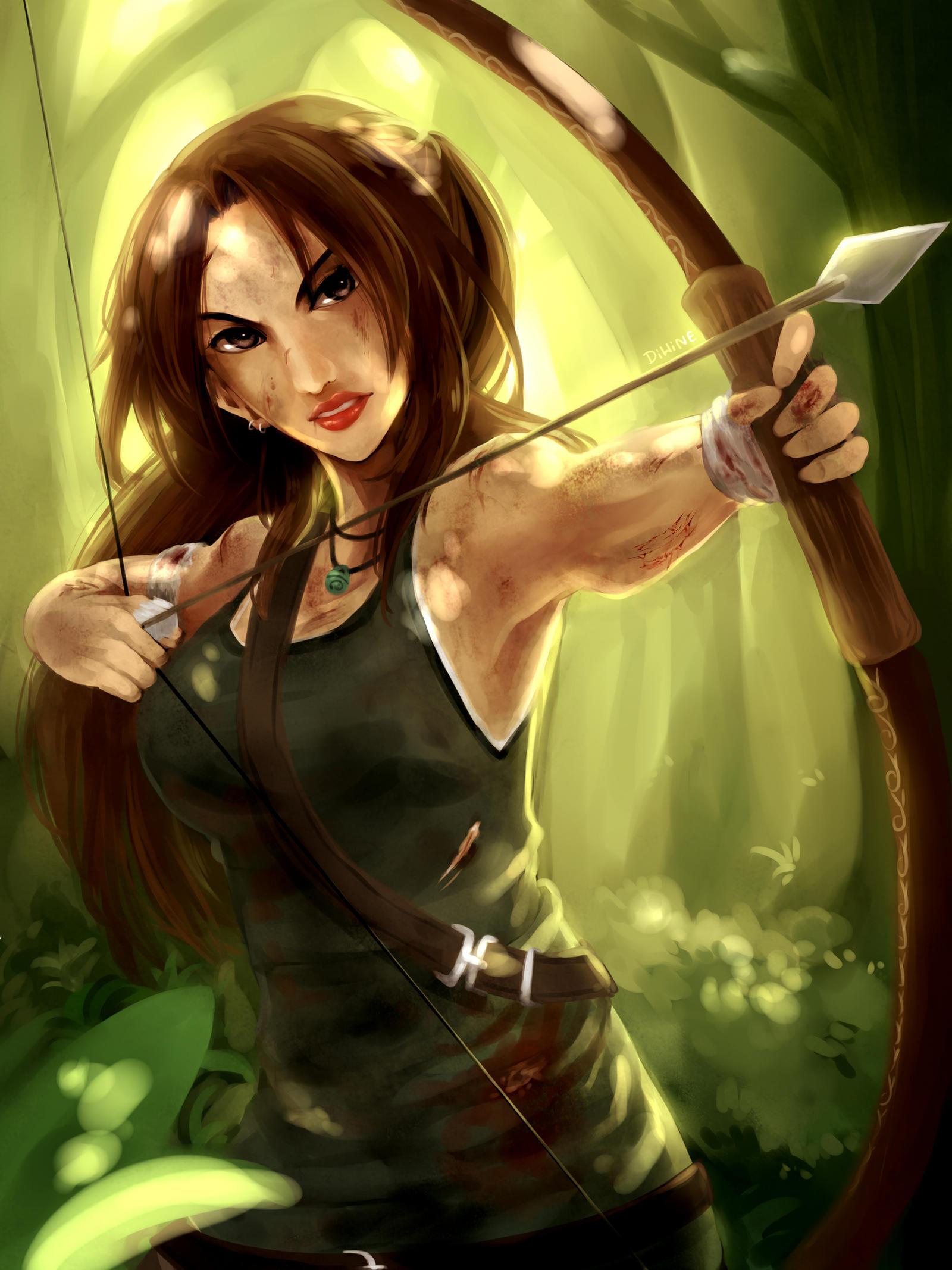 Tomb Raider Reborn by Varo-DY