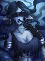 Identity V Fan Art - Dream Witch by Varo-DY