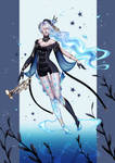 Seele (Motune MYO Event) by Varo-DY