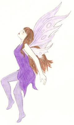 Flying Fairy Color