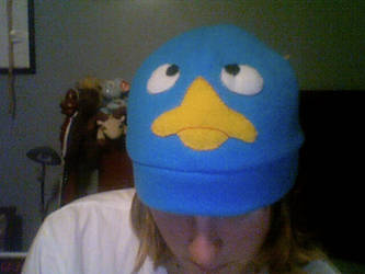 Perry the Platypus Hat