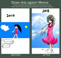 After 5 years... I improved~ by HoldSpaceShift