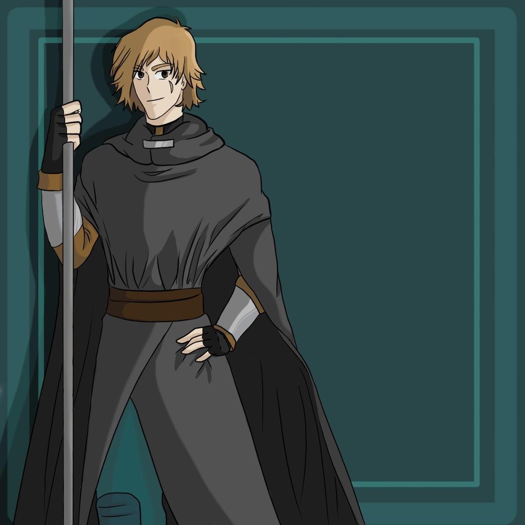 Rebel Commander Matt Holt by Myuca