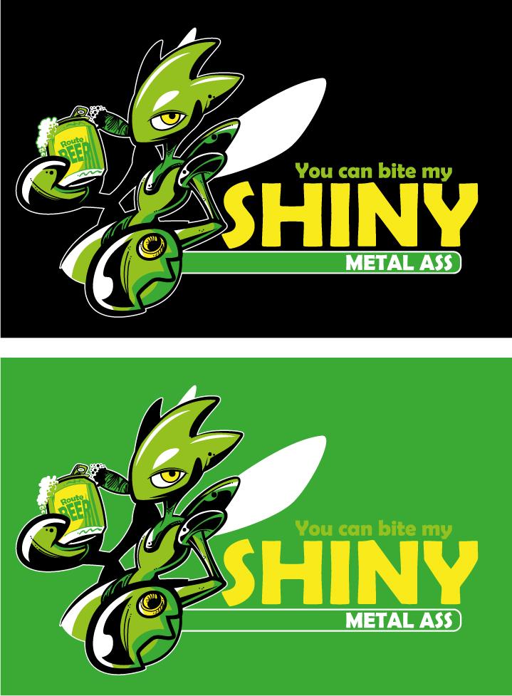 Shiny by earthwar-jim