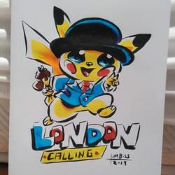A pokemon center in London (Soon)