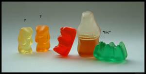 Tipsy Gummy Bears