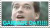 GARBAGE DAY Stamp by Kethul