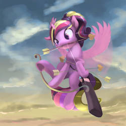 Cadance Knows Love is Challenging