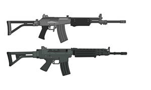 IMI Galil vs FN FNC. The Better Rifle? You Decide