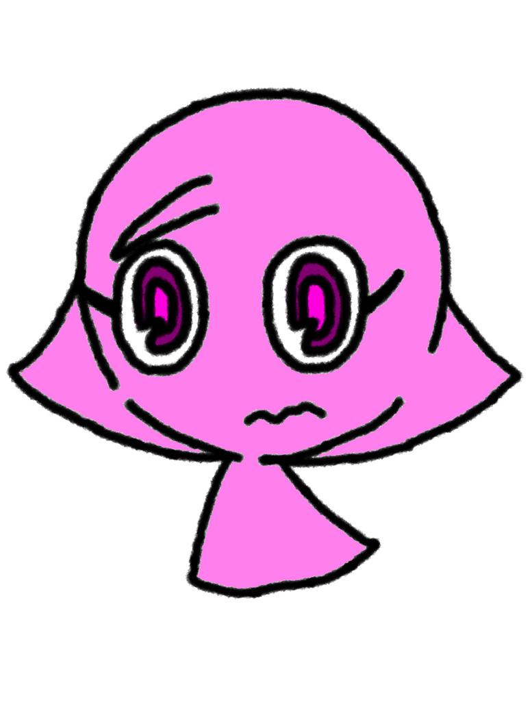 Pinky pellet (1/4) by HangHang0902