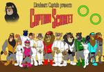 LionheartCaptain's Captain Scarlet