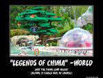 Chima-land Motivator by CCB-18