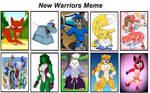 New Warriors Meme #5