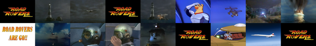 Road Rovers/Thunderbirds: 'Project Siren' Sequence by CCB-18