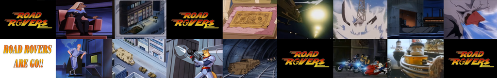 RR: 'Subterranean Stronghold' Sequence by CCB-18