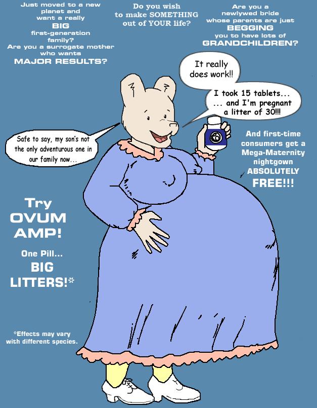 Mrs Bear for Ovum Amp by CCB-18