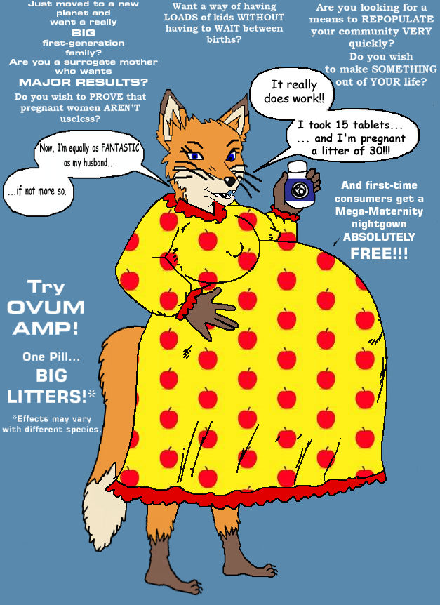 Mrs Fox For Ovum Amp By Ccb 18 On Deviantart