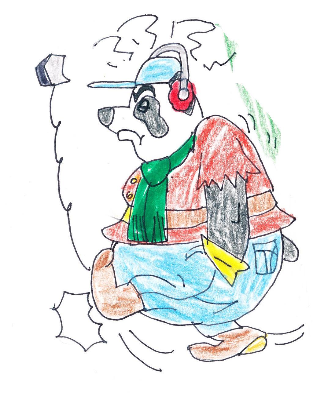 Sulky Foo-Foo by CCB-18