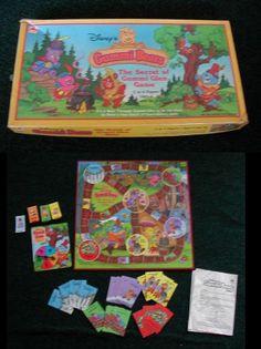 Gummi Bears Board Game by CCB-18