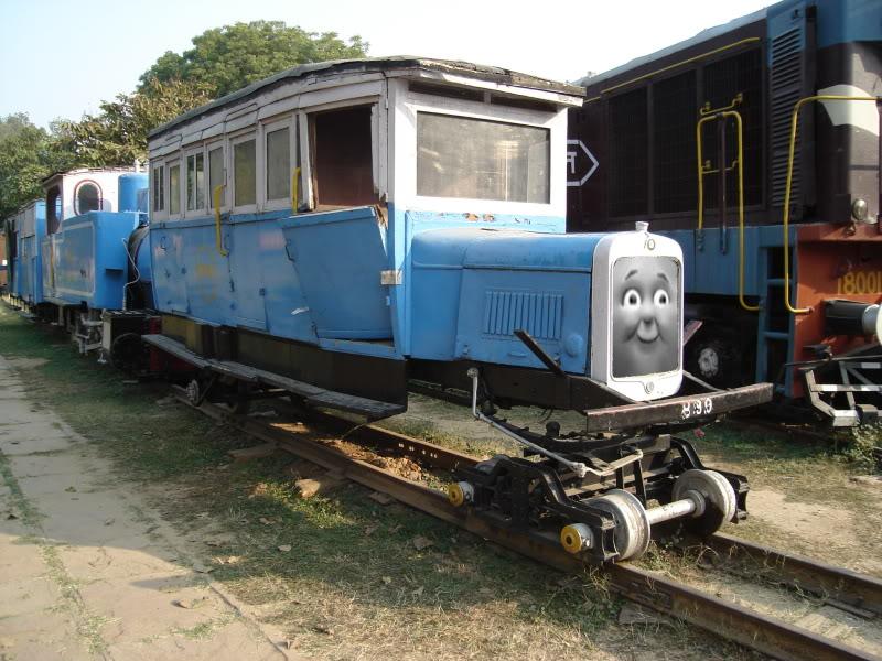 Simla the Mountain Railcar by CCB-18