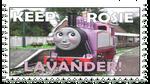 ''Saving Rosie'' Stamp by CCB-18