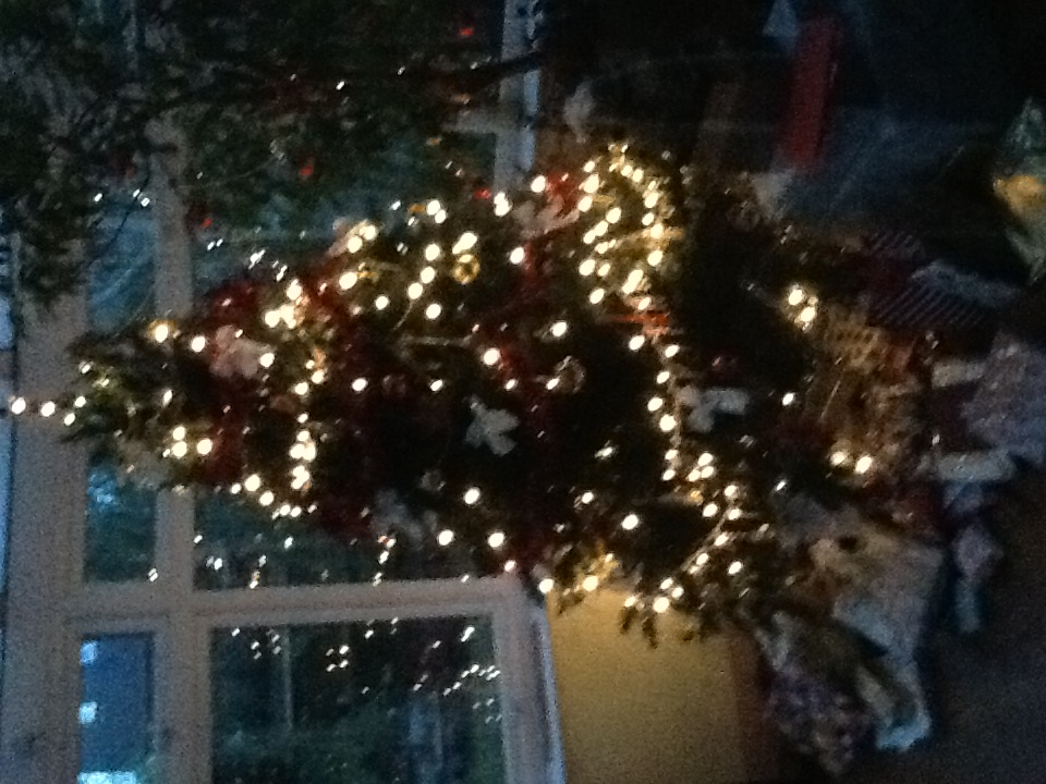 Family Christmas Tree - 2017 by CCB-18
