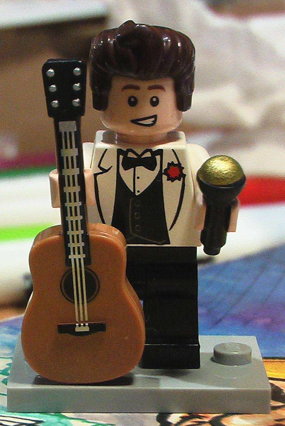 LEGO Cliff Richard by CCB-18