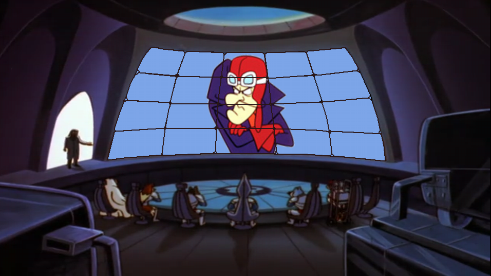 Rovers Office Screens - Dick Dastardly by CCB-18