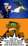 Joe Dalton's Reaction - Popeye by CCB-18
