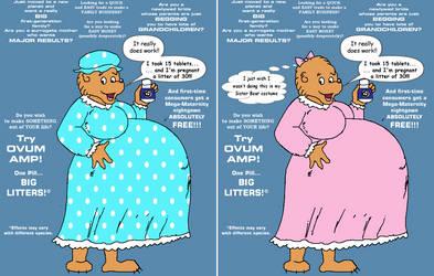 Mama Berenstain for Ovum Amp (Alternative Attire) by CCB-18