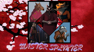 Master Splinter - Character Chronicles by CCB-18