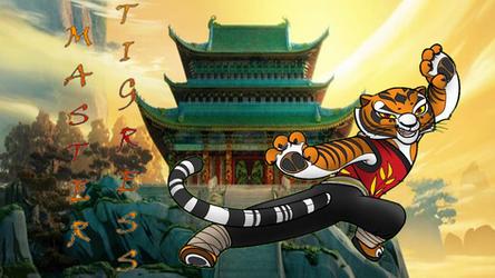 Master Tigress - Character Chronicles by CCB-18
