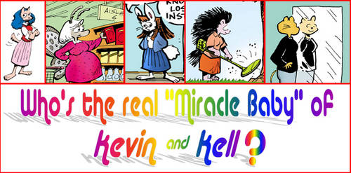 Real Miracle Baby #1 by CCB-18