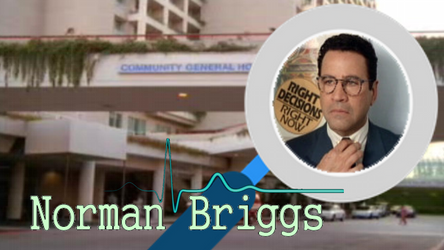 Norman Briggs - Character Chronicles
