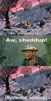 Shuddup Cruella - Hodges