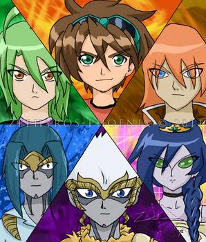 Brawlers: Main Team