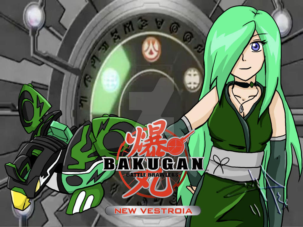 Bakugan Characters By Rubydragoon4444 Deviantart – Wonderful