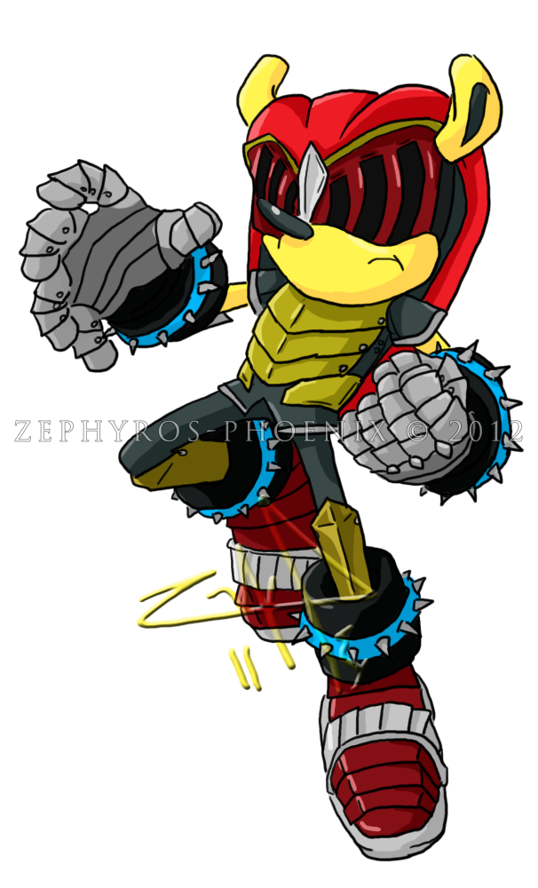 SatBK: Mighty as Sir Gaheris by Zephyros-Phoenix