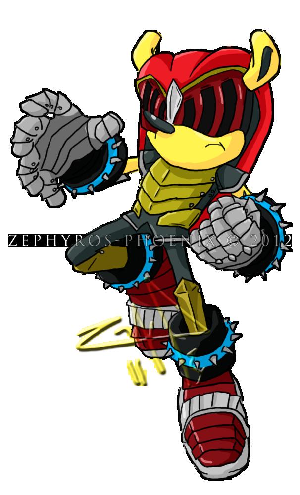 SatBK: Mighty as Sir Gaheris by Zephyros-Phoenix