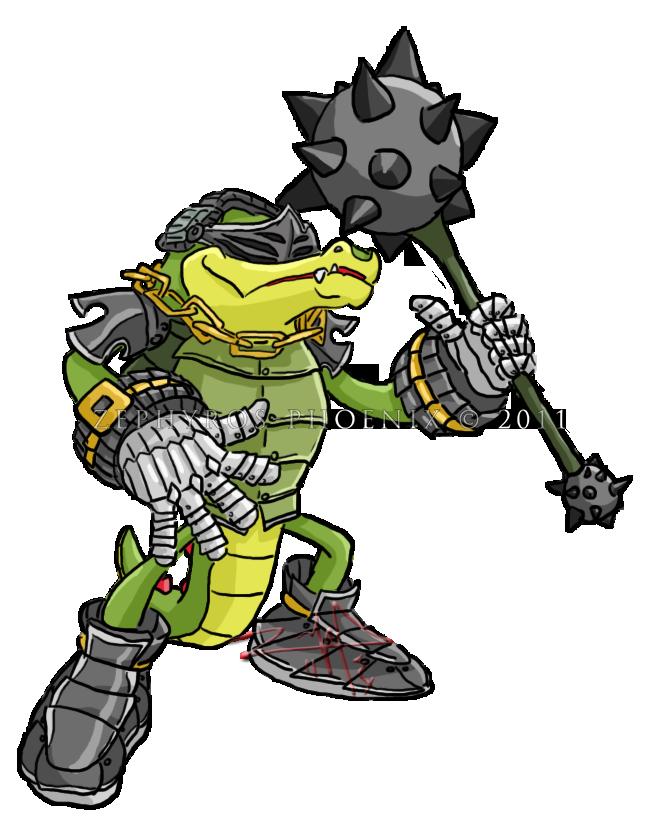SatBK: Vector as Sir Agravain by Zephyros-Phoenix