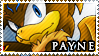 STAMP: Payne the Griffin by Zephyros-Phoenix