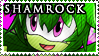 STAMP: Shamrock the Tree Nymph by Zephyros-Phoenix