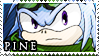 STAMP: Pine the Yeti by Zephyros-Phoenix
