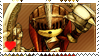STAMP: Sir Gawain by Zephyros-Phoenix