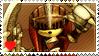 STAMP: Sir Gawain by Zephyros-Phoenix