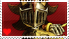 STAMP: Sir Lancelot by Zephyros-Phoenix