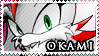 STAMP: Okami by Zephyros-Phoenix