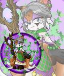 Esmeralda Divinus the Nine-tailed Fox